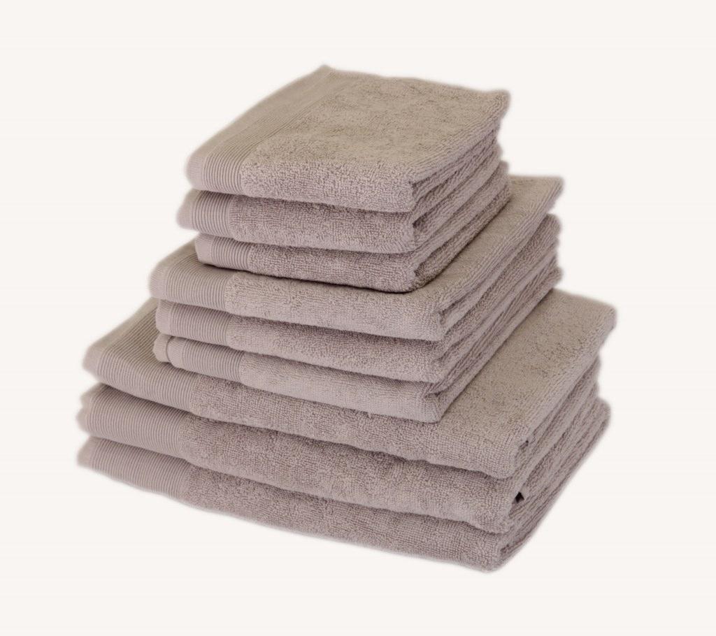 Полотенце махровое, разные цвета Terry Lux Style 500 (50*90 / плотность 500 г/м.кв.)