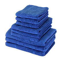 Полотенце махровое, разные цвета Terry Lux Style 500 (50*90 / плотность 500 г/м.кв.), фото 3