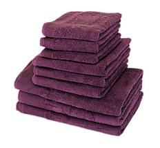 Полотенце махровое, разные цвета Terry Lux Style 500 (50*90 / плотность 500 г/м.кв.), фото 2