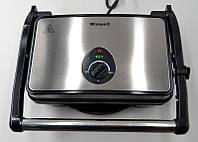 BBQ Grill WX-1065 Wimpex, Гриль c регулировкой температуры, Электрогриль, Прижимной гриль, Настольный гриль, фото 1