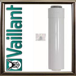 Удлинительная труба Vaillant 80/125 2м (конд.)