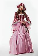 Графиня карнавальный женский костюм \ размер S-M, M-L \ BL - ВЖ343