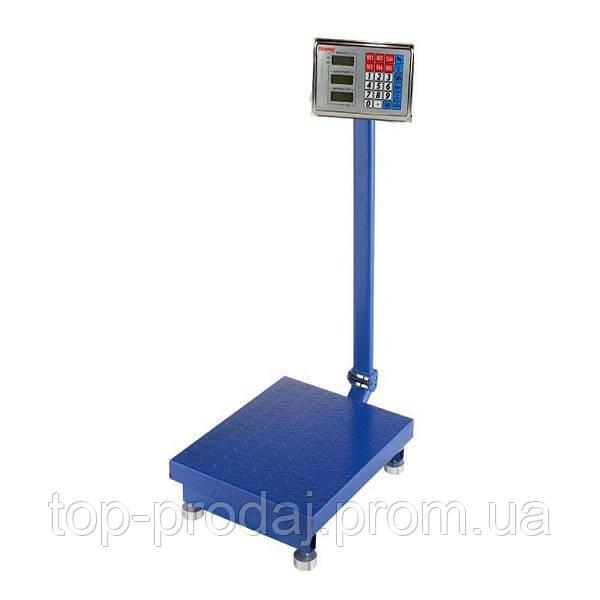 Весы ACS 350kg WIFI 40*50, Весы напольные, Электронные весы беспроводные, Торговые весы, Товарные весы