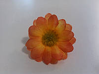 Ромашка желто-красная 4 см