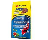 Корм для прудовых рыб Tropical POND PELLET MIX 5 кг