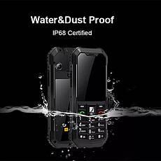 Ударопрочный телефон AGM M3 - IP68, влаго-пылезащищенный Black, фото 2