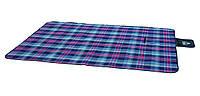 Коврик (покрывало) для пикника, Водонепроницаемый плед на природу, Подстилка для пикника, Непромокаемый коврик