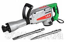 ✔️Отбойник строительный  LEX LXR29 ( 2900 Вт ) Гарантия качества, фото 3