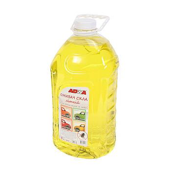 Омыватель стекла летний ADWA 5Л лимон