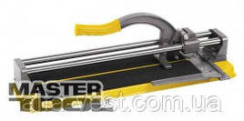 MasterTool  Плиткорез ПРОФИ 600 мм на подшипниках, Арт.: 80-2600