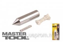 MasterTool  Отвес строительный цилиндрический, 300 г, Арт.: 30-0605