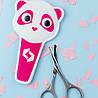 Ножиці для нігтів дитячі матові BEAUTY & CARE 10 TYPE 4 (21 мм), SBC-10/4, фото 4
