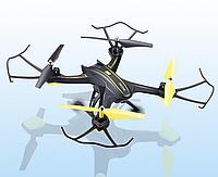 Квадрокоптер S6HW, Квадрокоптер c WiFi камерой, Беспилотник, Летающий дрон с камерой,Радиоуправляемый дрон, фото 1
