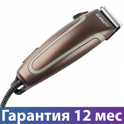 Машинка для стрижки волос Scarlett SC-HC63C07, фото 2