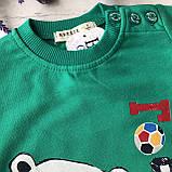 Зеленый костюм на мальчика Breeze 242. Размер  86 см, фото 5