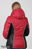 Демисезонная куртка для беременных Lemma OW-17.011, фото 4