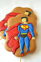 Пряник  Superman - Лучший подарок для мальчика