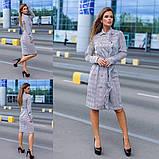 Платье / трикотаж / Украина 15-691, фото 6