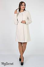 Пальто для вагітних з кашеміру Madeleine OW-37.022 ( S, M, L, ХL)