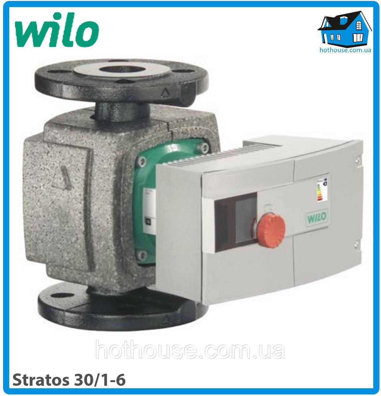 Насос циркуляционный Wilo Stratos 30/1-6 (оригинал)