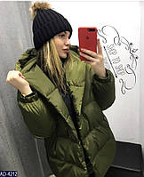Куртка зефирка зимняя теплая синтепон размеры 42-44 44-46 Новинка много цветов
