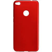 Силиконовый чехол Graphite Samsung J5 Prime/G570F красный