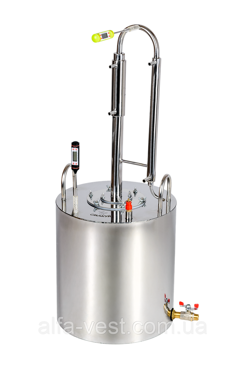 Аппарат для варения самогона Старт - 30 л.