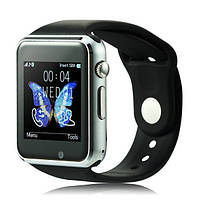 Наручные часы Smart A1, Умные часы, Смарт часы, Часы с сенсорным экраном, Часы-телефон, Часы с блютузом