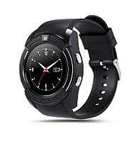 Наручные часы Smart V8, Умные часы, Телефонные смарт часы, Шагомер, Часы с сим картой, Блютуз часы сенсорные, фото 1