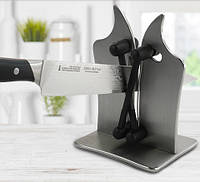 Точилка для ножей Bavarian Edge Knife Sharpener (A54), Точилка универсальная, Стальная точилка, Ножеточилка