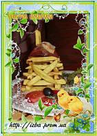 Пасха Христос Воскресе трапеза в ресторане