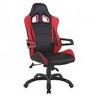 Кресло Obrotowy Dorado Black Red White 64х110x75 (MT-HALM/FOTEL-DORADO-CZARNY/CZERWONY) 065732, фото 1