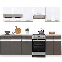 Кухня 230 Junona Black Red White 230хx (K_JUNONA_230) 034877