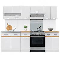Кухня 240 Junona Black Red White 240хx (K_JUNONA_MODUL_240) 035193