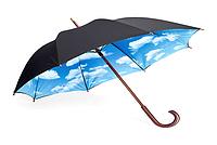 Зонтик одноцветной umbrella с Рисунками, Складной зонт, Зонт трость, Классический зонт, Зонт полуавтомат