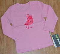 Детская футболка с длинным рукавом р.86