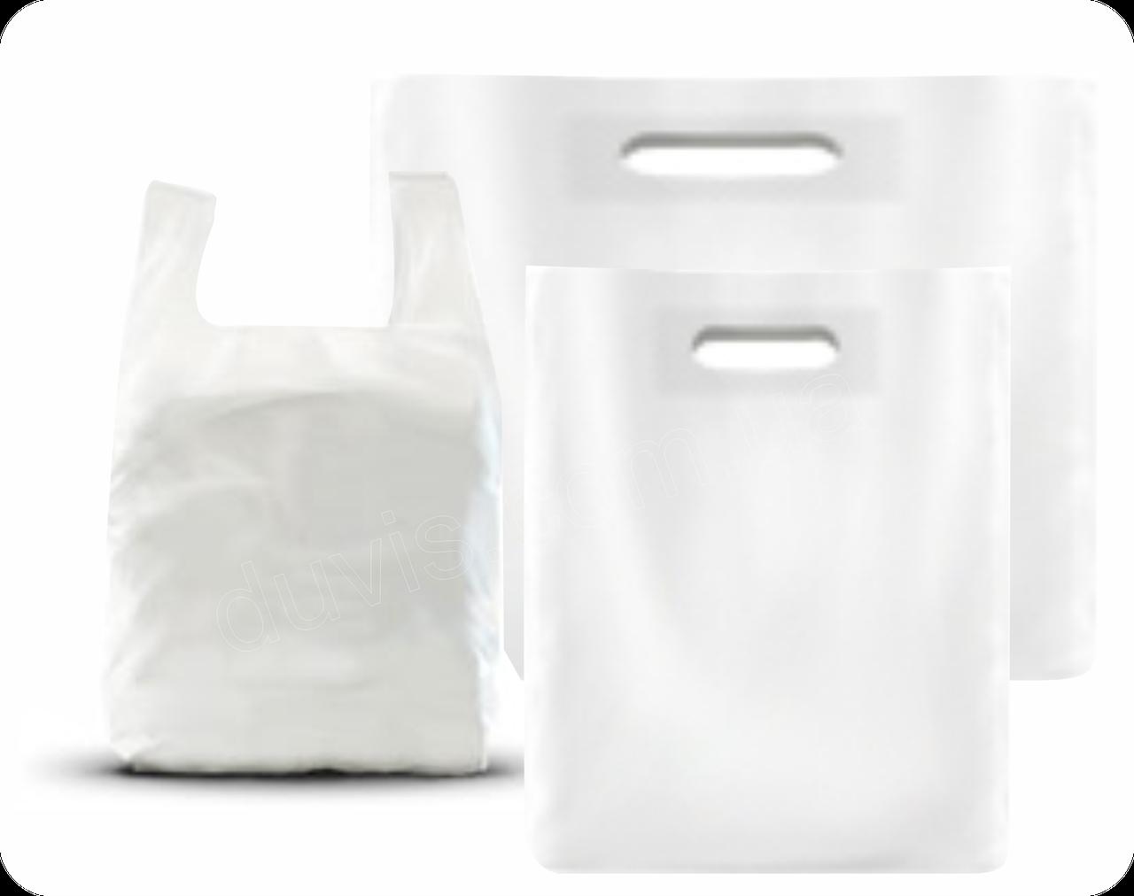 Пакеты полиэтиленовые активированные под трафаретную печать от 100 шт