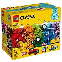 Конструктор LEGO Classic Кубики и колеса (10715), фото 1