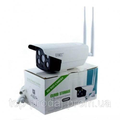 Камера CAMERA CAD 90S10B IP 2.0mp уличная, Камера видеонаблюдения на улицу, Камера для наружного использования