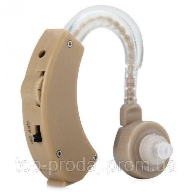Слуховой аппарат XM 909 T, Внутриушной слуховой аппарат, Усилитель звука слуховой, Аппарат для плохо слышащих