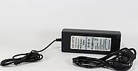 Адаптер 12V 10A Пластик + кабель, Адаптер питания, Блок питания, Блок питания для светодиодных лент