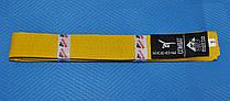 Пояс до кімоно MATSA жовтий MA-0040-Y(3)