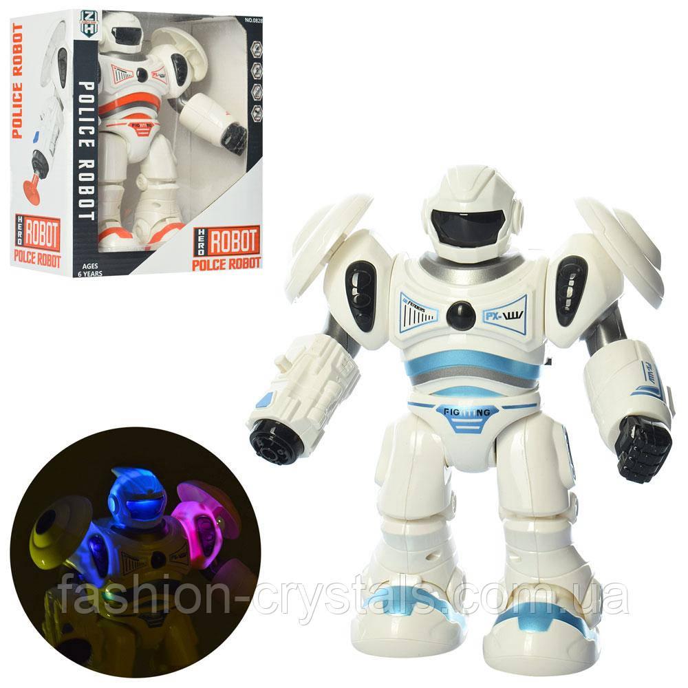 Интерактивный робот 0828