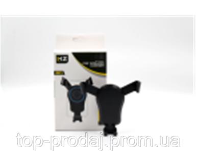 Держатель HOLDERHZ HWC 3 Wireless charger, Автомобильное беспроводное зарядное устройство, Зарядка держатель