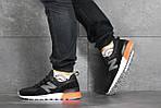 Мужские кроссовки New Balance 574 (черно-белые), фото 4