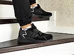 Мужские кроссовки Adidas Nite Jogger Boost (черные), фото 5