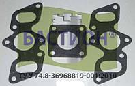 Набор прокладок коллектора ЮМЗ Д-65 (полный)