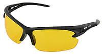 Спортивные солнцезащитные очки с защитой от ультрафиолета 3105 (для велосепелистов, водителей, охоты, рыбалки) Желтый