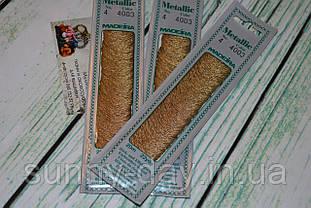 Мулине Madeira Metallic №4, цвет - 4003