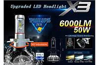 Світлодіодні авто лампи LED
